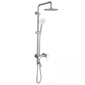 ★ 304 nerezový sprchový funkčný displej ★